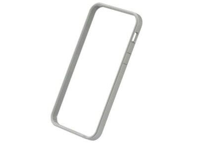 Θήκη iPhone 5/5s - Power Support Bumper PJK-60 Λευκό apple   αξεσουάρ iphone   θήκες