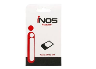 Adapter Nano SIM to SIM - iNOS