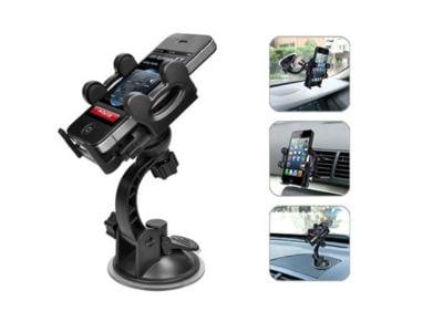 Βάση Στήριξης Αυτοκινήτου 3 σε 1 Universal Μαύρο Avantree Dextra τηλεφωνία   tablets   αξεσουάρ κινητών   βάσεις   docking station