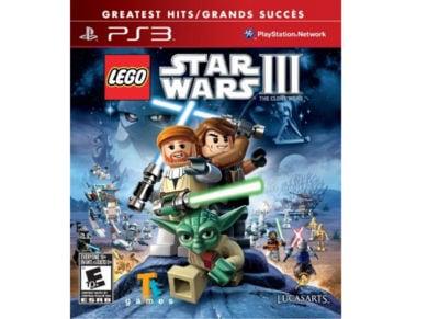 Lego Star Wars III: The Clone Wars - Classics - PS3 Game