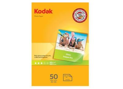 Χαρτί Φωτογραφικό Kodak 5740-506 10x15cm - 50 φύλλα