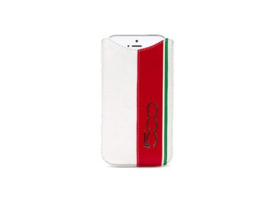 Θήκη iPhone 5/5s - Puro Case Fiat 500 Λευκό apple   αξεσουάρ iphone   θήκες