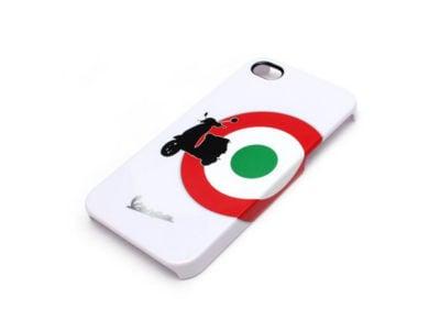 Θήκη iPhone 5/5s - Vespa VEHCP5TAW Λευκό apple   αξεσουάρ iphone   θήκες