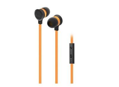 Handsfree Ακουστικά iLuv Neon Sound iEP336 Πορτοκαλί