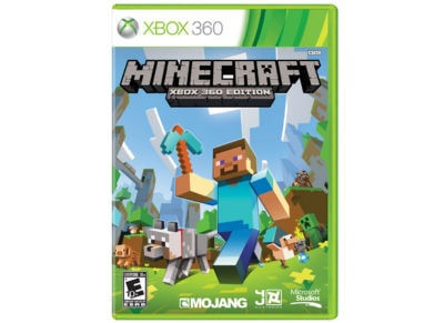 Xbox 360 Used Game: Minecraft gaming   used games   xbox 360 used