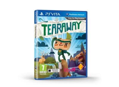 Tearaway - PS Vita Game