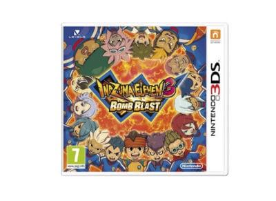 Inazuma Eleven: Bomb Blast - 3DS/2DS Game