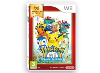 PokePark: Pikachu's Adventure - Nintendo Selects - Wii Game