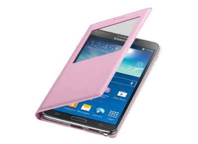 Θήκη Samsung Galaxy Note 3 - Samsung S-View Cover EF-CN900B Ροζ τηλεφωνία   tablets   αξεσουάρ κινητών   θήκες