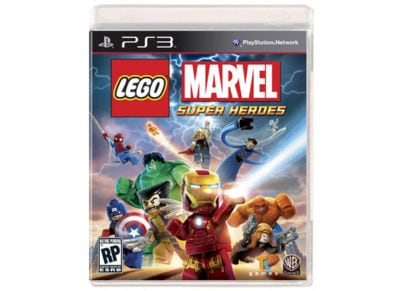 LEGO Marvel Super Heroes - PS3 Game