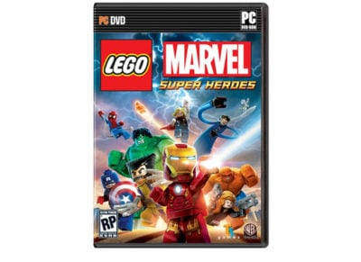 LEGO Marvel Super Heroes - PC Game