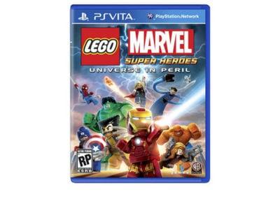 LEGO Marvel Super Heroes - PS Vita Game gaming   παιχνίδια ανά κονσόλα   ps vita