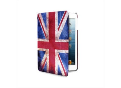 Puro Zeta Slim Cover & Stand - Θήκη iPad Air - Σημαία Αγγλίας