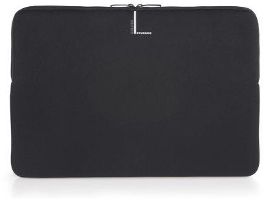 """Θήκη Laptop 14"""" Tucano Second Skin BFC1314 Μαύρο"""
