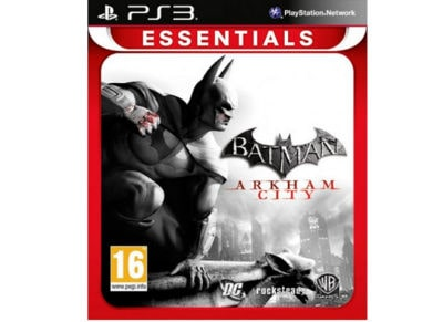 Batman Arkham City Essentials - PS3 Game