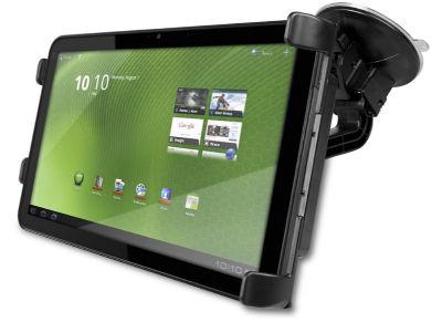"""Βάση Στήριξης Αυτοκινήτου Tablet έως 10.1"""" - SBS Car Holder Freeway Μαύρο"""