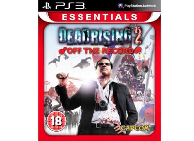 Dead Rising 2: Off the Record - Essentials - PS3 Game