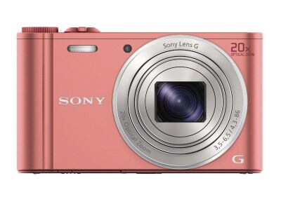 Camera Sony Cyber-shot DSC WX350 - Ροζ