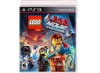 PS3 Used Game: LEGO Movie: The Videogame