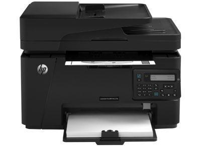 HP LaserJet Pro M127FN - Ασπρόμαυρο Πολυμηχάνημα Laser Α4