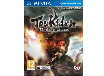 Toukiden: The Age of Demons - PS Vita Game