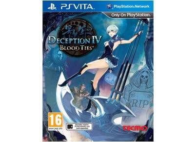 Deception IV: Blood Ties - PS Vita Game