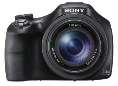 Sony Cyber-shot DSC-HX400V Μαύρο large