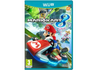 Wii U Used Game: Mario Kart 8 gaming   used games   wii u used