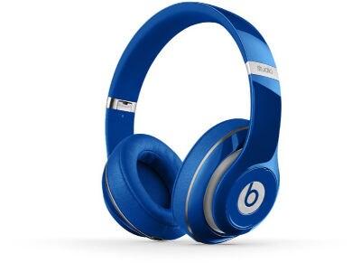 Ακουστικά κεφαλής Beats by Dr.Dre Studio 2.0 Μπλε