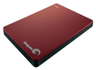 """Εξ. σκληρός δίσκος Seagate Backup Plus STDR2000203 2ΤB 2.5"""" USB 3.0 Κόκκινο"""
