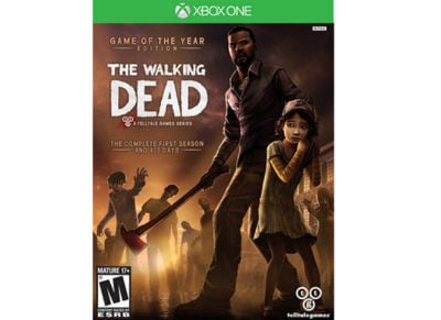The Walking Dead: A Telltale Games (Season 1) - GOTY - Xbox One Game