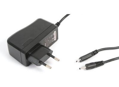 Φορτιστής Πρίζας Universal Micro USB/2.5mm - Omega Charger 2.0A 5V Bliister OTWCEU Μαύρο