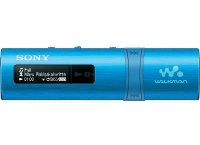 MP3 Sony Walkman NWZB183FL 4 GB Μπλε