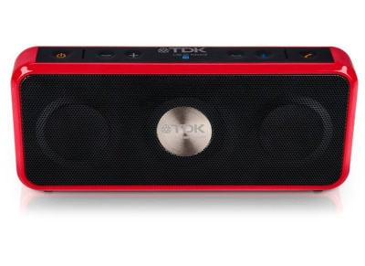 TDK TREK Pocket A26 - Φορητά Ηχεία - Κόκκινο large