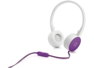 Ακουστικά Κεφαλής HP H2800 Headset Μωβ