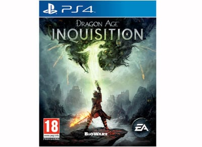 PS4 Used Game: Age: Inquisition gaming   used games   ps4 used