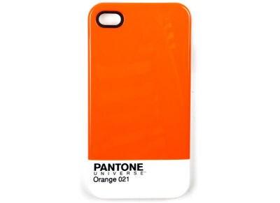 Θήκη iPhone 4/4s - Pantone Universe Orange 021 Πορτοκαλί