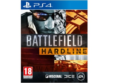 PS4 Used Game: Battlefield Hardline gaming   used games   ps4 used