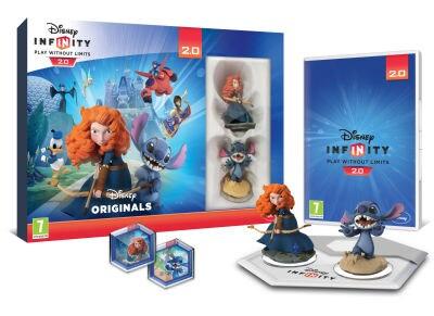 Disney Infinity 2.0 Toy Box Combo Pack - Xbox 360 Game