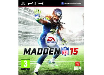 PS3 Used Game: Madden NFL 15 gaming   used games   ps3 used