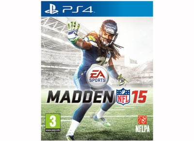 PS4 Used Game: Madden NFL 15 gaming   used games   ps4 used