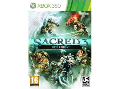 Xbox 360 Used Game: Sacred 3 First Edition gaming   used games   xbox 360 used