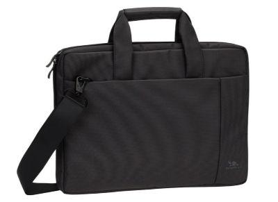 """Τσάντα Laptop 15.6"""" Rivacase 8231 Μαύρο"""