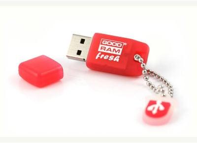 USB stick GoodRam Fresh Strawberry 8GB 2.0 Κόκκινο