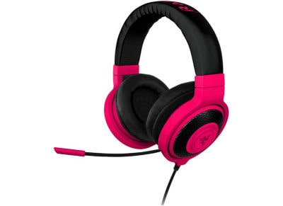 Razer Kraken Pro Neon - Gaming Headset Κόκκινο