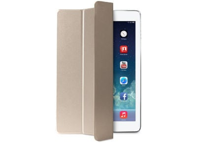 Puro Zeta Slim Cover IPAD6BOOKSGOLD - Θήκη iPad Air 2 - Χρυσό