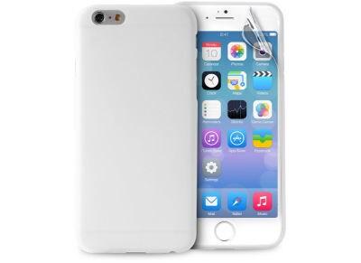 Θήκη iPhone 6/6S & Μεμβράνη οθόνης - Puro UltraSlim 0.3 Cover Διαφανές IPC64703TR