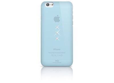 Θήκη iPhone 6/6S - White Diamonds Trinity Μπλε