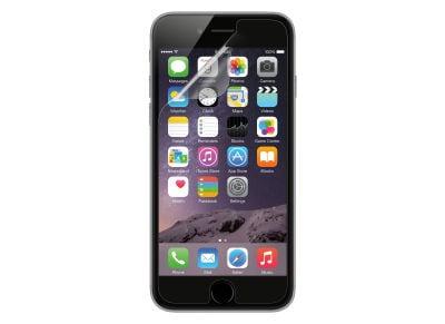 Μεμβράνη οθόνης iPhone 6/6S - Belkin TrueClear Transparent - 3 τεμ