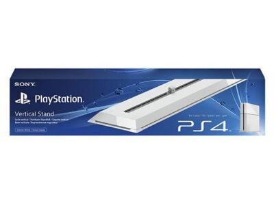 Sony Vertical Stand - Kάθετη βάση PS4 Λευκό gaming   αξεσουάρ κονσολών   ps4   λοιπά αξεσουάρ